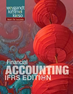 Financial Accounting, IFRS Edition, 2nd Edition / Edition 2