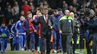 Louis Van Gaal Takkan Mundur Usai MU vs Chelsea 0-0