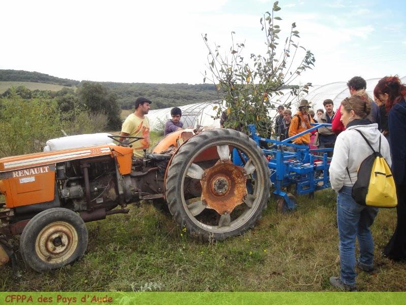 agroequipement, visite pedagogique, agriculture, maraichage