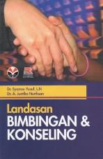toko buku rahma: buku LANDASAN BIMBINGAN KONSELING, pengarang syamsu yusuf, penerbit rosda