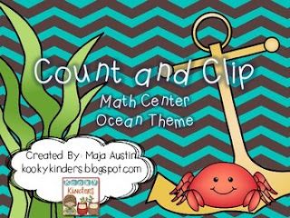 https://www.teacherspayteachers.com/Product/Count-and-Clip-Math-Center-Ocean-Theme-1297976