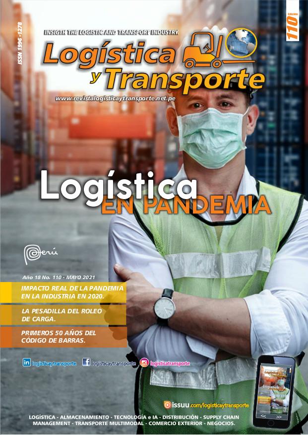 LOGÍSTICA y TRANSPORTE No.110 MAY 2021