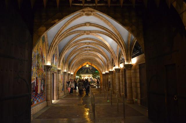 Cindrella Castle's alleys