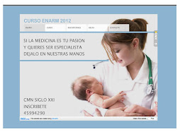 CURSO DE PREPARACION ENARM 2012