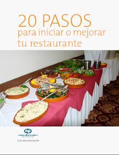 Guía para iniciar o mejorar un restaurante