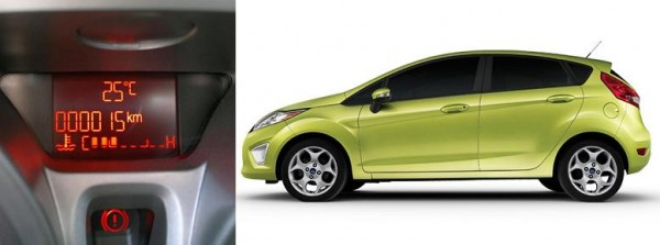 Ford Fiesta Kinetic Design 2013 recibe nuevas mejoras
