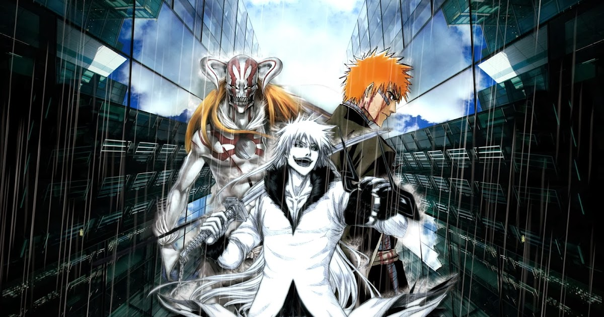 Naito Anime: Penultimo capitulo del manga de Bleach 566-español