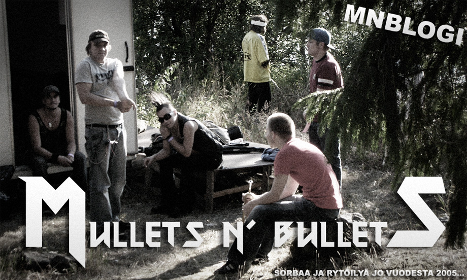 Mullets n' Bullets