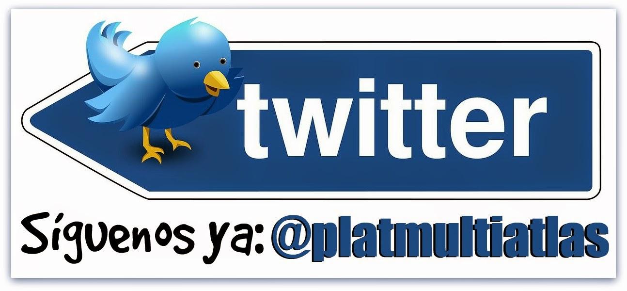 ¡¡Síguenos en Twitter!!
