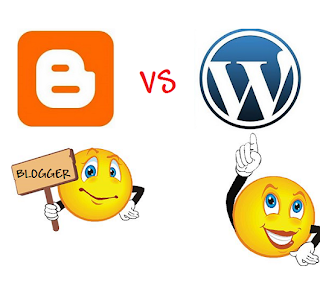 Wordpres vs Blogger