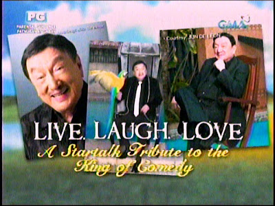 Startalk (Tribute to Dolphy) July 14 2012 Episode Replay