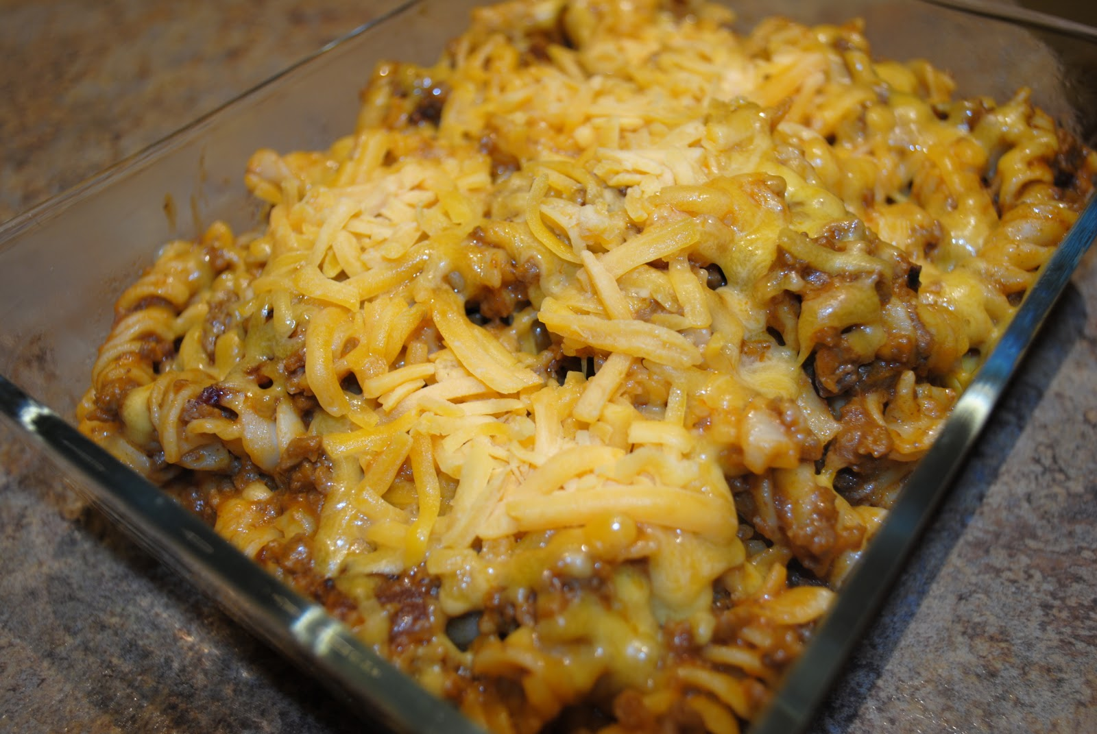 The Audacious Cook: Bacon Cheeseburger Pasta
