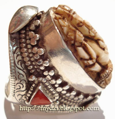 GANESHA RING DETAIL
