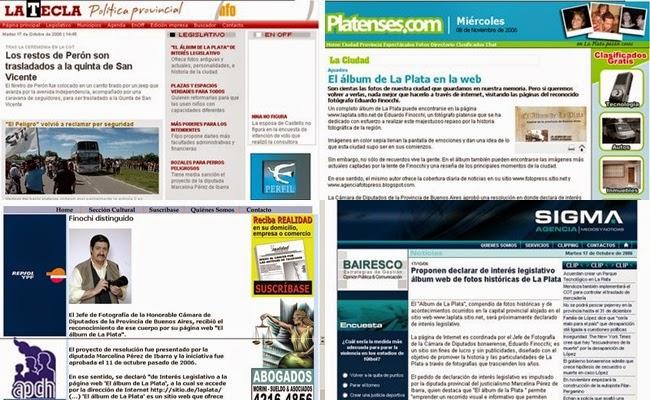 La Tecla / platenses.com / Realidad / Info Sigma