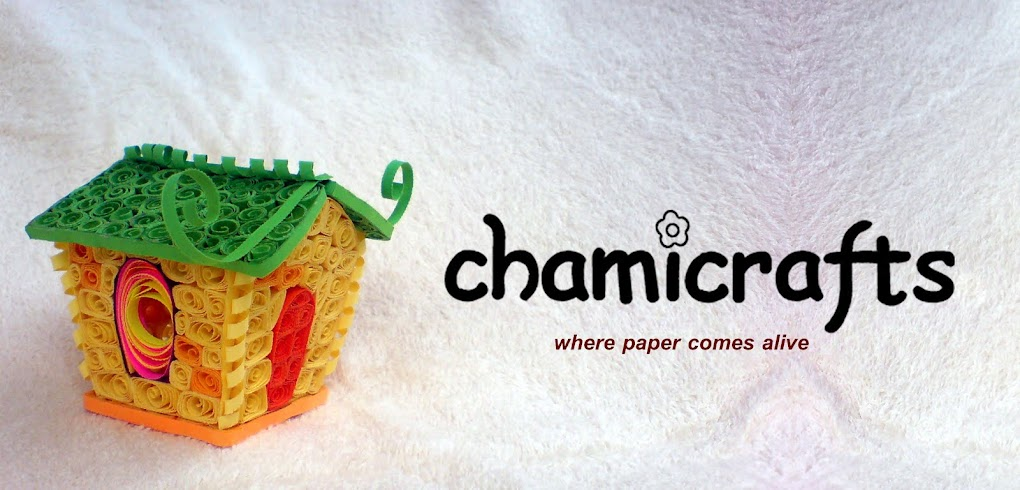 Chami Crafts - Handmade Greeting Cards