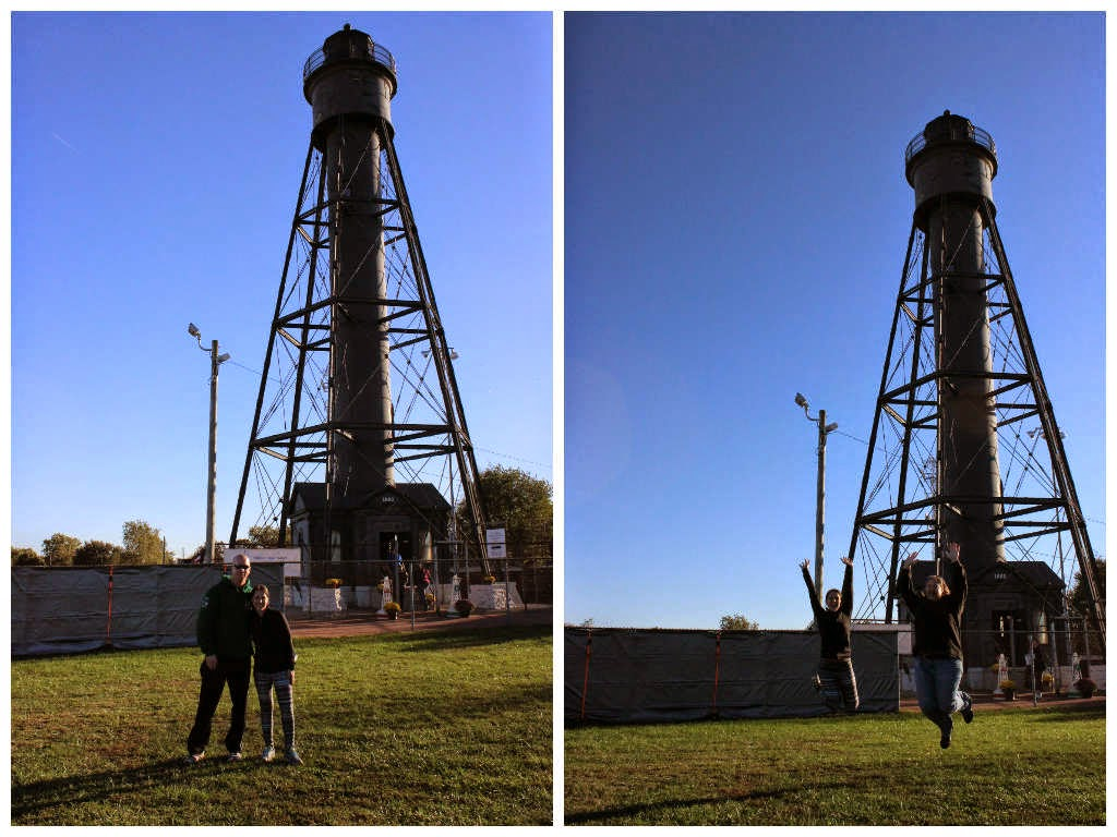 New Jersey Lighthouse Challenge 2014 -  Tinicum Lighthouse