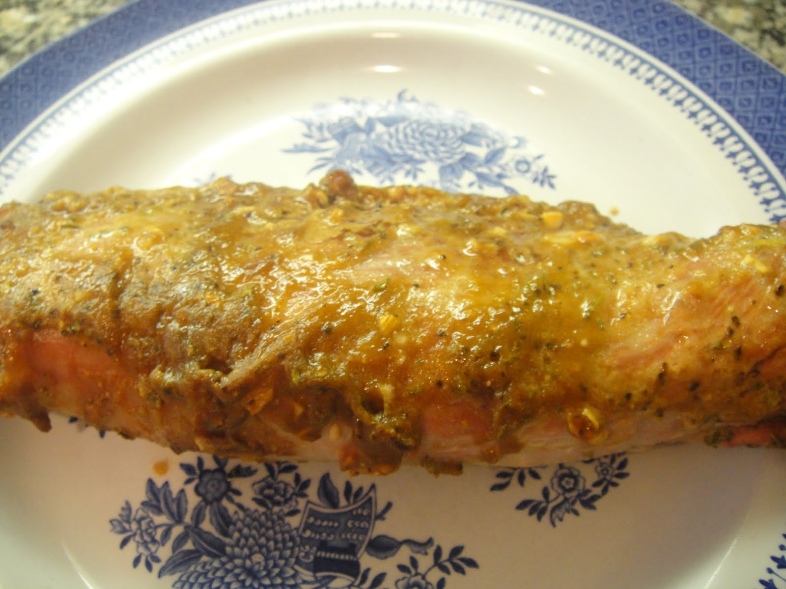 how to cook a pork loin roast in the oven