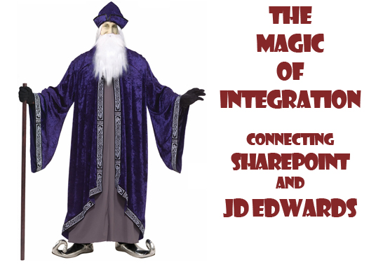 SharePoint JD Edwards Integration