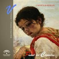 PUÑAL DE CLAVELES, de Carmen de Burgos