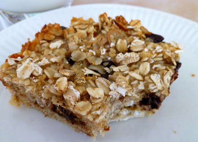 The Baking Fairy - Healthy Almond Joy Bars