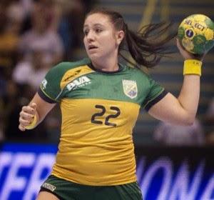 Mayara Fier de Moura: rotura de ligamento cruzado anterior | Mundo Handball