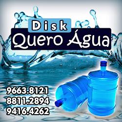 Quer Água? Disk
