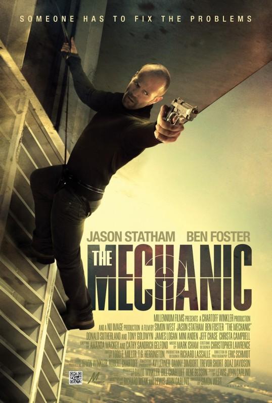Kẻ Trừng Phạt - The Mechanic 2011 xalophim