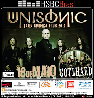 Unisonic & Gotthard