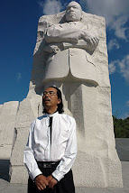 Dr. King memorial - Sculptor Lei Yixin