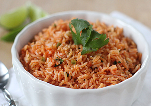 The Galley Gourmet: Mexican Red Rice