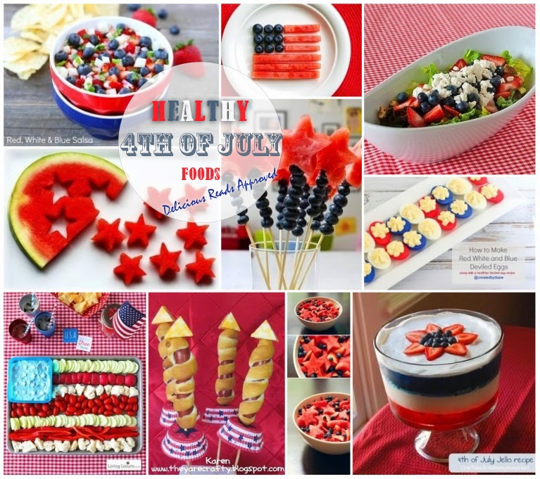 Independence day foods easy to make