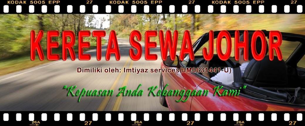 Kereta Sewa Johor