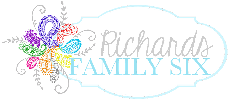 Richards Family Six