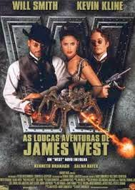 Assistir Filme As Loucas Aventuras de James West 1080p HD Dublado Online