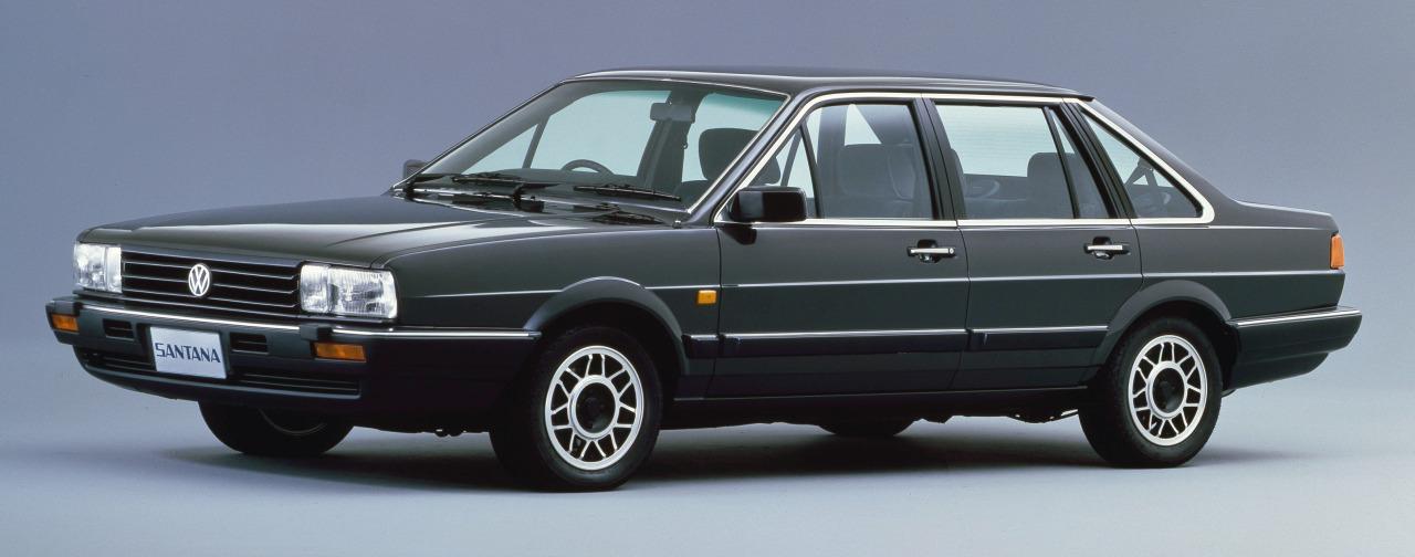Volkswagen Santana 2000Xi5 Autobahn DOHC 1987