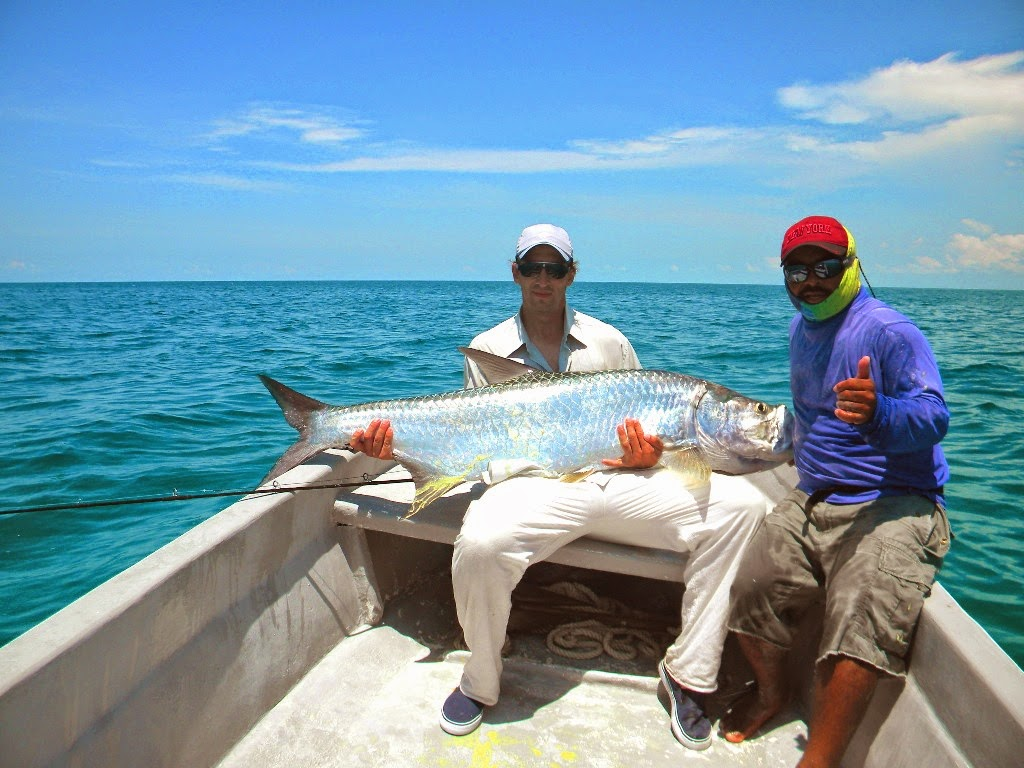 Fly Fishing TARPON