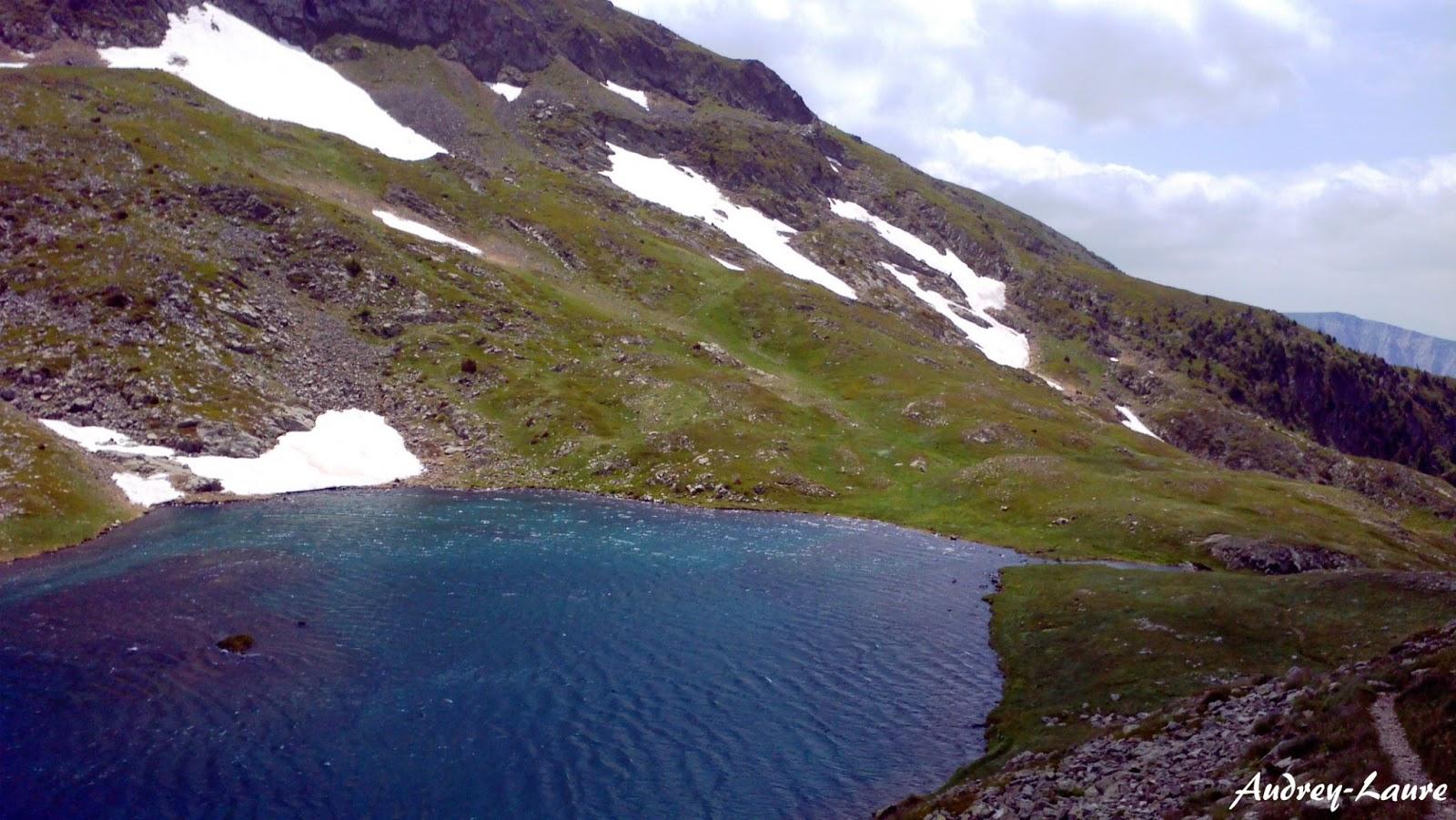 lac de brouffier juin