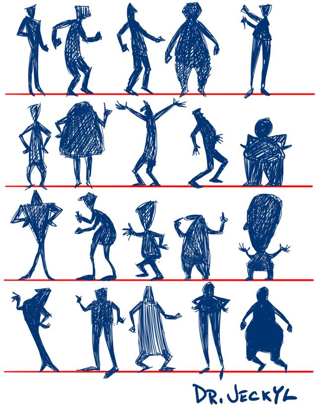 Character Design Course Japan : Chris berg s caricature character design course