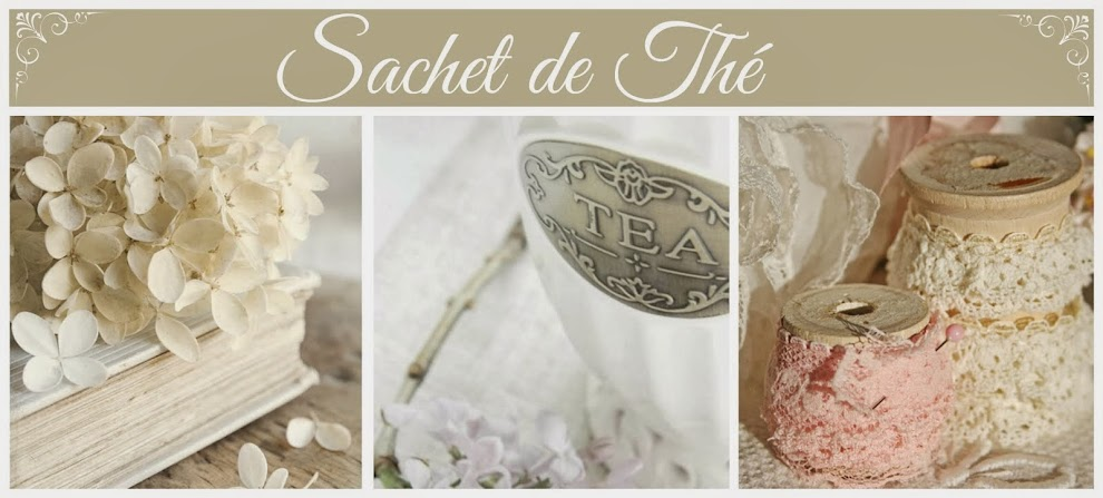 Sachet de the