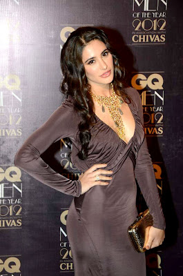 Nargis Fakhri - GQ Men of the Year 2012