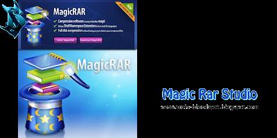 Magic Rar Studio 8.6 Free  Download