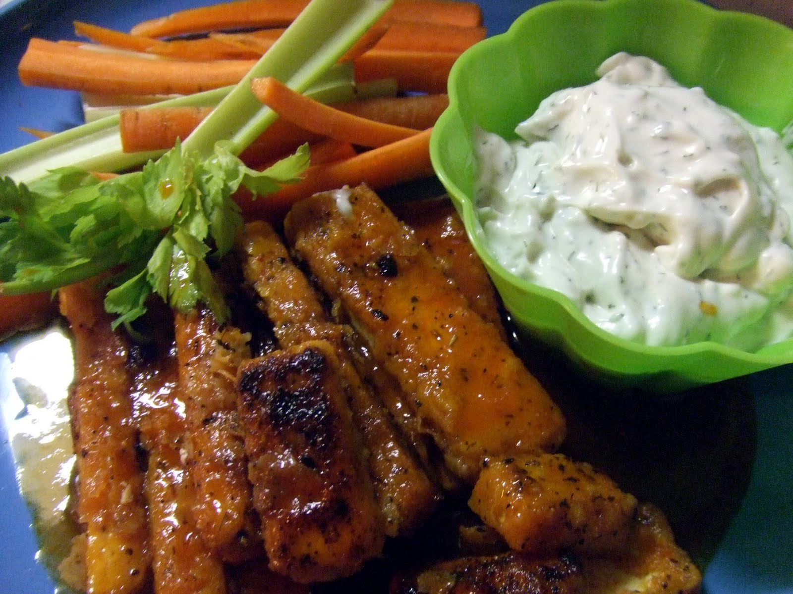 Extreme Vegan Makeover Buffalo Tofu Fries Edition The V Word