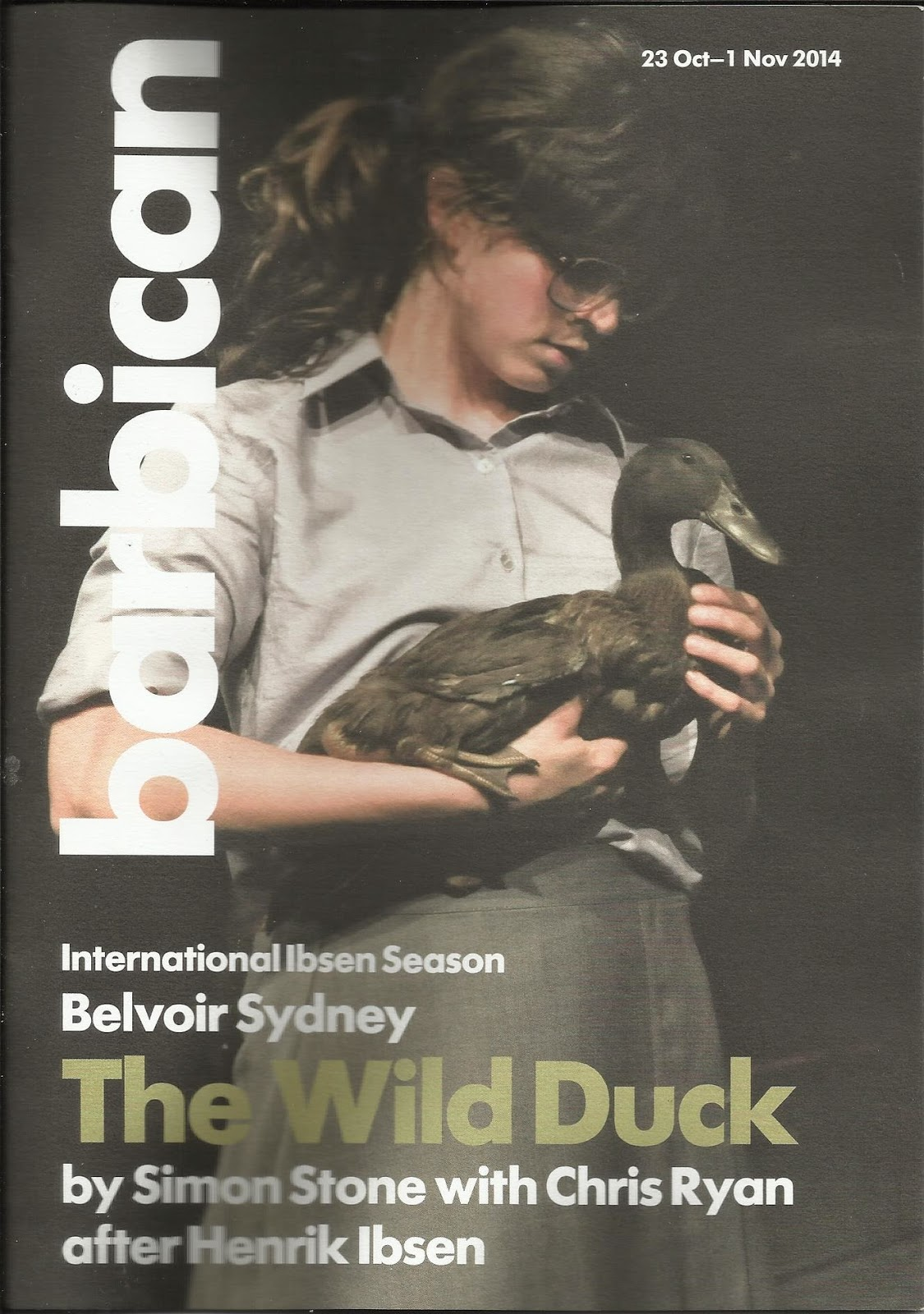 the wild duck essay Many critics have noted that ibsen's plays stage the demystification of the romantic stage hero how does this demystification take place in the wild duck.