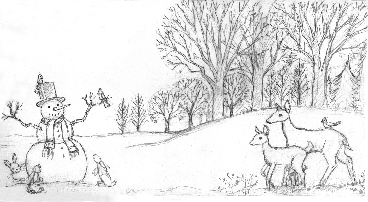 ... Coloring Pages Winter additionally Winter Scene Coloring Pages further
