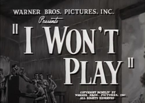 i wont play