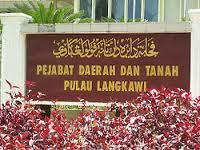 Jawatan Kerja Kosong Pejabat Daerah Langkawi