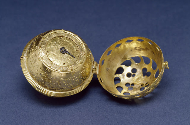 A 16th century watch - the earliest dated watch known