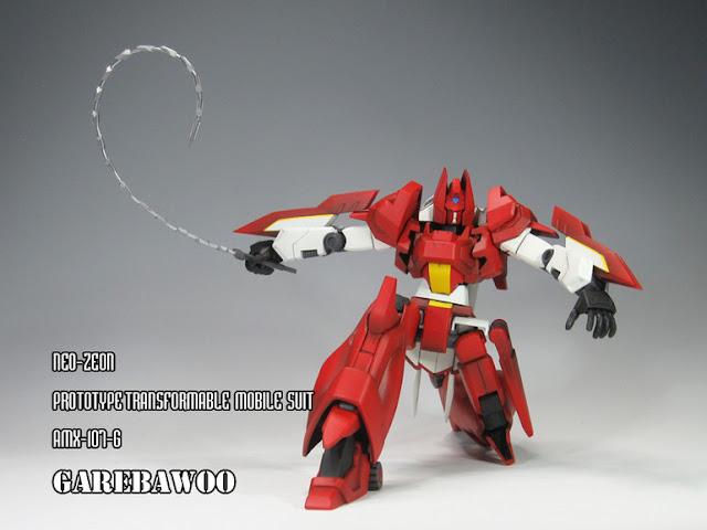 Garebawoo weapon gundam model kit