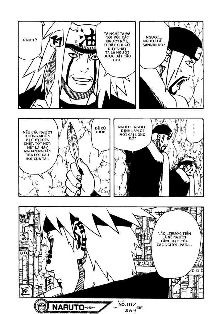 Naruto - Chapter 368 - Pic 17