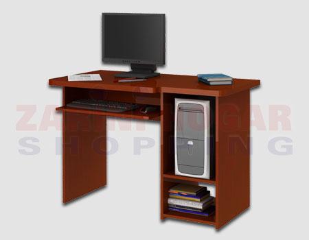 Bricolaje como hacer plano muebles melamina escritorio diy for Muebles para television y computadora
